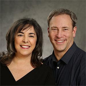 Alina and Craig